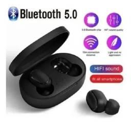 Fone De Ouvido Sem Fio A6s Bluetooth True Wireless Headset