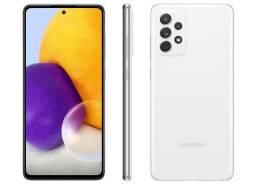 smartphone samsung galaxy a72 128gb branco 4g