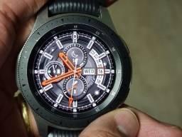 Samsung Galaxy Watch 46mm Aço Inox