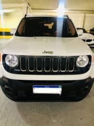 Jeep Renegade Longitude 1.8 2016/16 Automático.  Baixíssima quilometragem, 38.500km