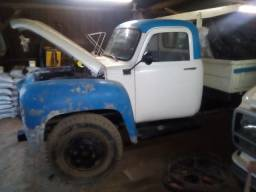 Caminhão antigo para coleção , Chevrolet Brasil 6500