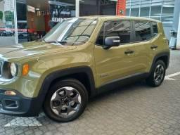 Df$* Jeep Renegade Sport AT 2016 - Baixa Quilometragem