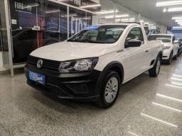 Título do anúncio: Volkswagen Saveiro Robust 1.6 msi (Flex) 2019
