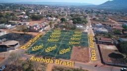 Título do anúncio: Terreno à venda, 450 m² por R$ 100.000,00 - Jardim Nova Barra Norte - Barra do Garças/MT