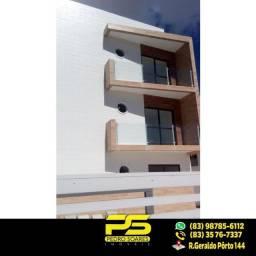 Apartamento com 2 dormitórios à venda, 50 m² por R$ 145.000,00 - Cristo Redentor - João Pe