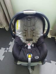 Título do anúncio: Cadeira De Bebê Para Carro Chicco Keyfit 30 Usada