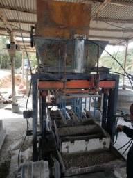 Título do anúncio: Fábrica de Blocos de Concreto - 2 máquinas