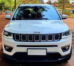 Título do anúncio: Jeep Compass Branco Pérola