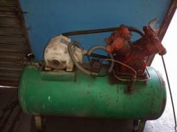 Título do anúncio: Compressor de ar.