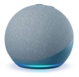 Alexa Echo Dot 4º Novo Orginal lacrada na caixa (cinza e preta)