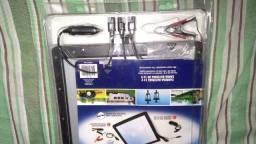 Carregador de bateria solar
