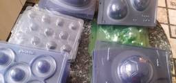 Formas para ovos de Páscoa, bombons etc