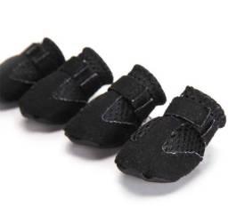 Sapato Impermeável Antiderrapante para cachorro/dog