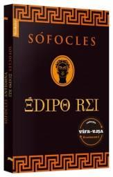Livro- Édipo Rei e Antígona- de Sófocles (2 em 1)