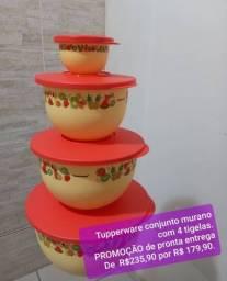 Tupperware kit Murano