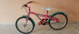 Título do anúncio: Linda bicicleta infantil aro 20