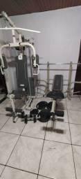 Banco de Supino+Estação de Musculação