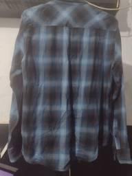 Camisas xadrez P