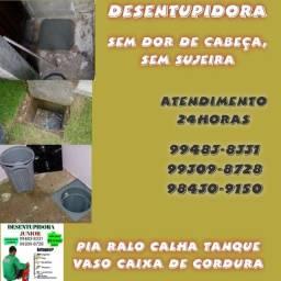 NOSSA DESENTUPIDORA ( TEM ) MELHOR PREÇO DE MANAUS