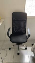 Título do anúncio: Cadeira de escritorio semi nova