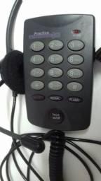 Aparelho telefônico headset Plantronics
