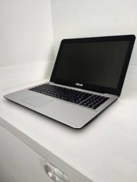 Título do anúncio: Notebook Asus X555LF i5 12gb ram ssd 480gb hd 1tb