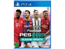 PES - Pro Evolution Soccer PS4 - 2021