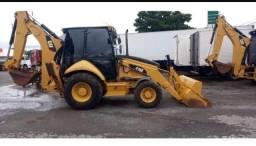 Retro Caterpillar 416 E 4x4 2012/12