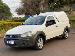 Fiat Strada Working Hard 1.4 flex - 2019 - Completa