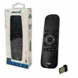 Controle multimídia tv box smart tv box