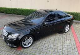 Título do anúncio: Mercedes C180 Cgi 1.8 16v Turbo 2012