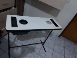 Mesa bancada ventilador