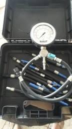 Medidor de bar e psi (combustivel)