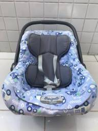 Bebê conforto burigoto + capa almofadada