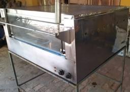 Forno Industrial Elétrico 300° 90x90 Bolo e Salgados Proels-4 - Usado 220v