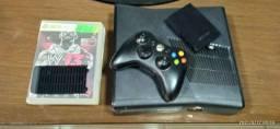 Xbox 360 slim 250gb + 5  ( desbloqueado)