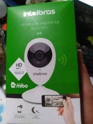 Câmera de monitoramento Intelbras HD wifi