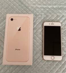 iPhone 8 64g todo novo sem nenhum arranhão