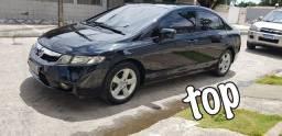 Honda Civic top carro  de garagem  livreto chave reserva e todo   original