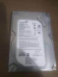 Hd 500gb sata Seagate para Desktop