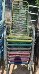 cadeira fio colorida <br>1un 119,99 ou 2 por 229,99