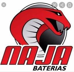 Bateria de moto Naja