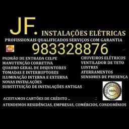 Eletricista predial residencial lojas condomínio