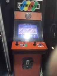 Máquina de vídeo games
