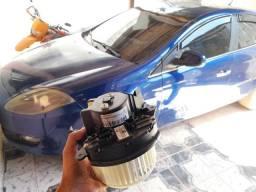 Título do anúncio: Motor Ventilador Fiat Bravo Stilo 46723433 com resistência