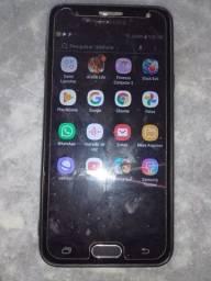 Título do anúncio: Celular Samsung J 5 Prime