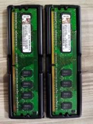 Memória RAM DDR2 2GB 667 mhgz