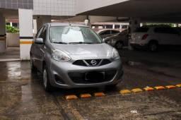 Vendo Nissan March S 1.0 Flex - 2015