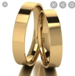 Aliança de ouro