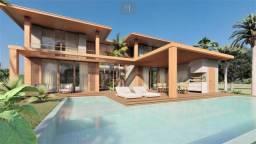 Casa em construção Praia do Forte 5 suites